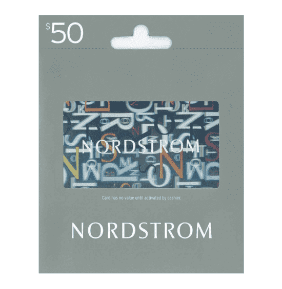 nordstroms gift card balance photo - 1