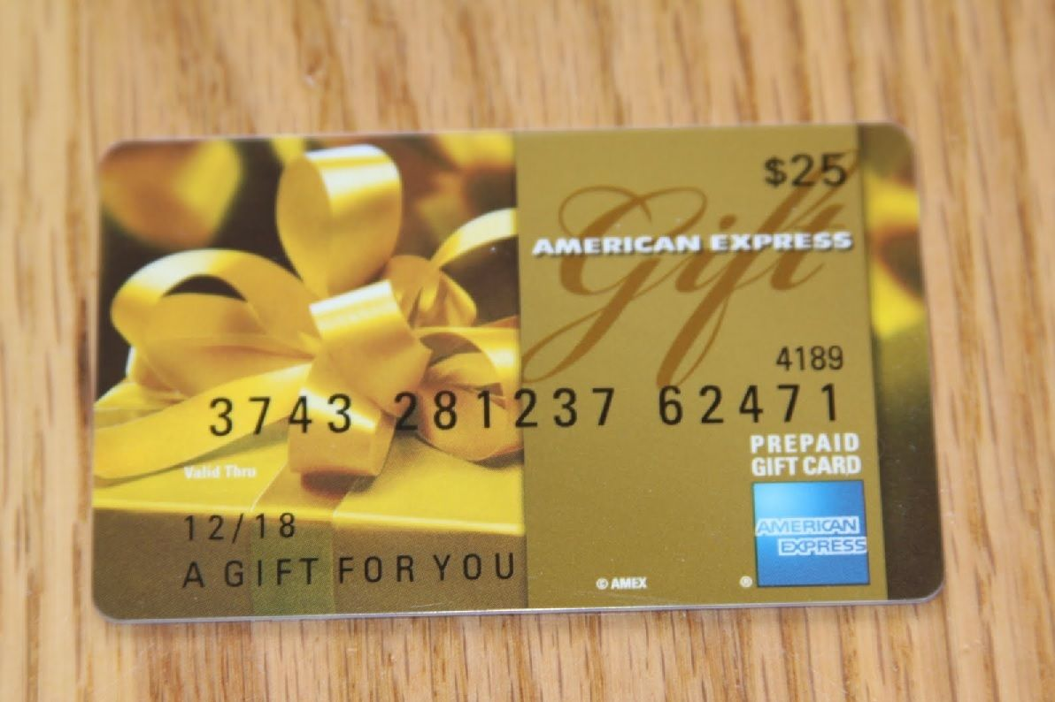 american express prepaid gift card balance photo - 1