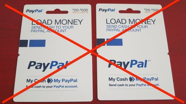 best buy gift card PayPal photo - 1