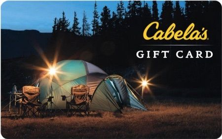 cabelas gift card deal photo - 1