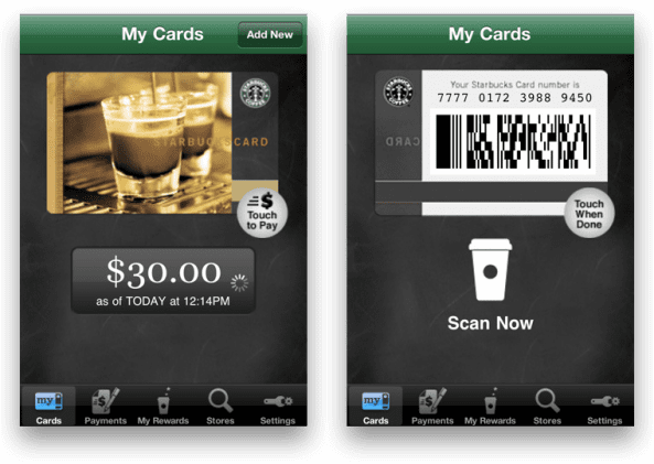 check your Starbucks gift card balance photo - 1