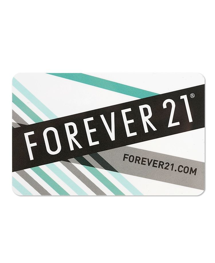 forever 21 gift card balance photo - 1