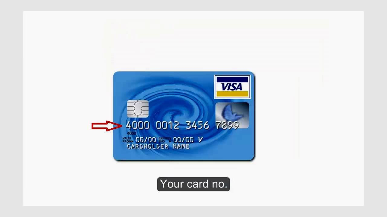how to use visa debit gift card photo - 1