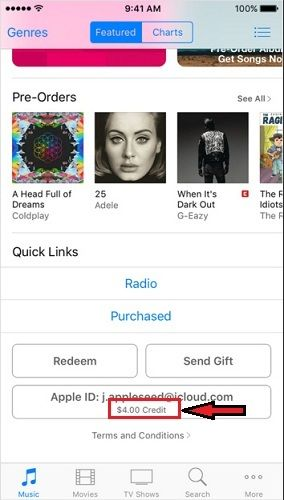 itunes gift card balance check online photo - 1