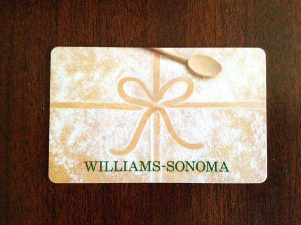 pottery barn gift card balance photo - 1