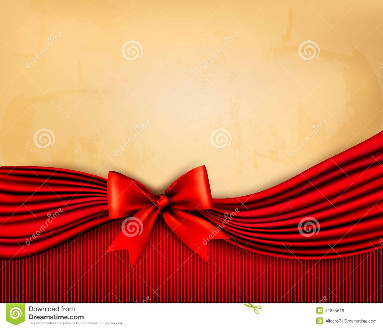 ribbon gift card photo - 1