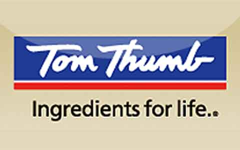 tom thumb gift card balance photo - 1