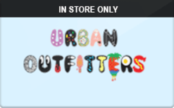 urban outfitters gift card balance photo - 1