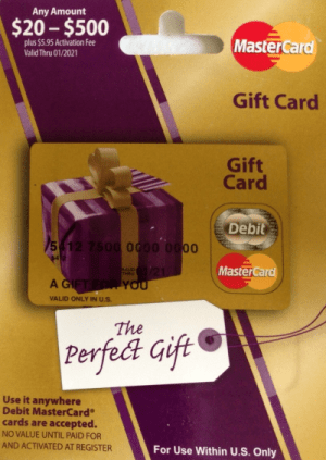 use walmart gift card for gas 1