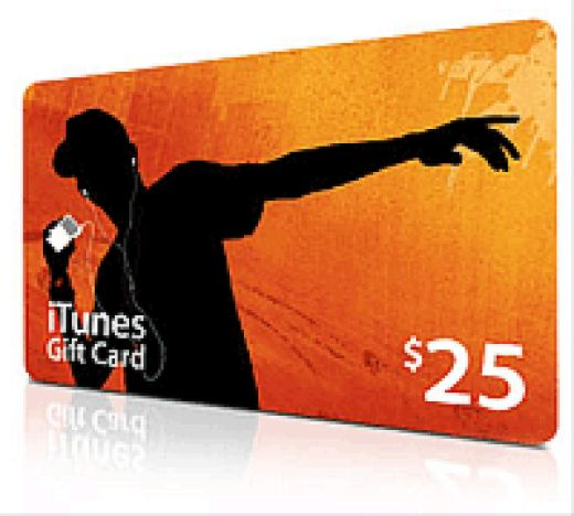 how do i use my itunes gift card 1