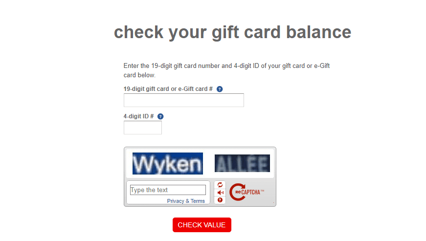 jcpenney sephora gift card balance 1