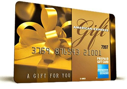 American Express gift card declined 1
