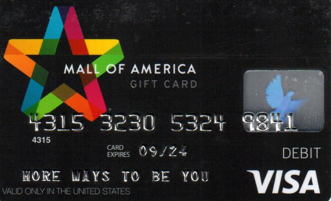 how to see how much is on a gift card 1