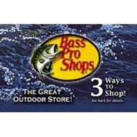 use bass pro gift card at Cabelas 1
