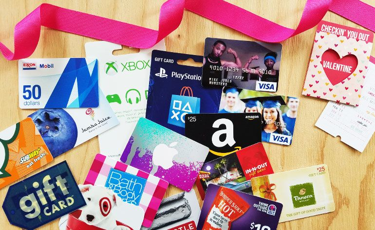 where can you buy a Visa gift card 1
