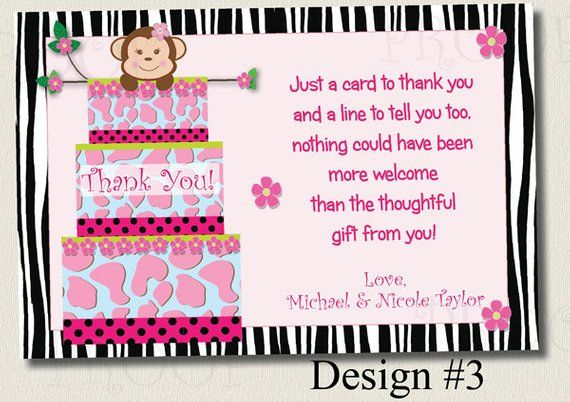 baby gift thank you card wording 1