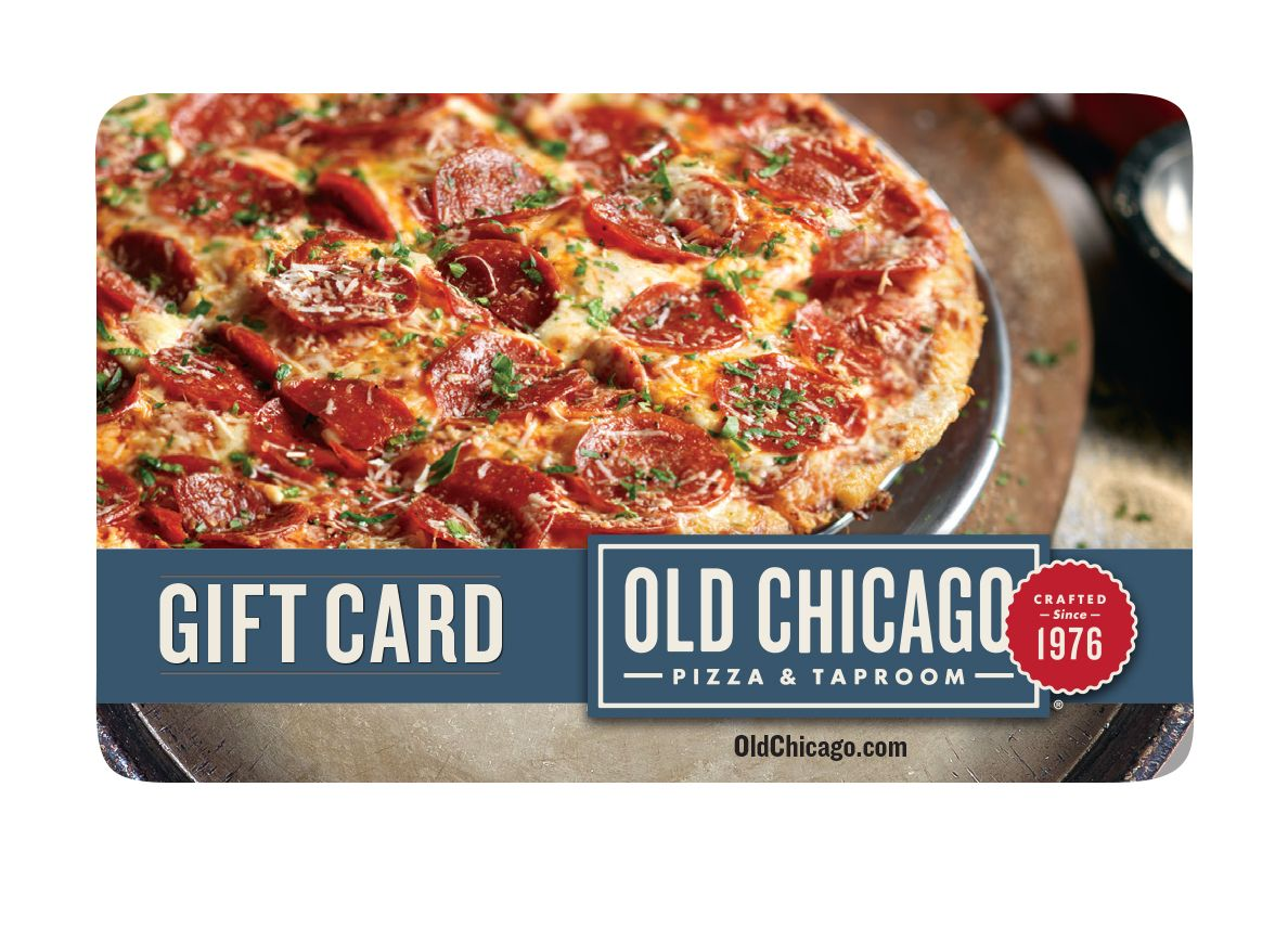 Old Chicago gift card balance