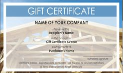 make your own gift card 1
