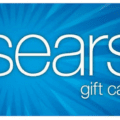 Sears gift card deals 1