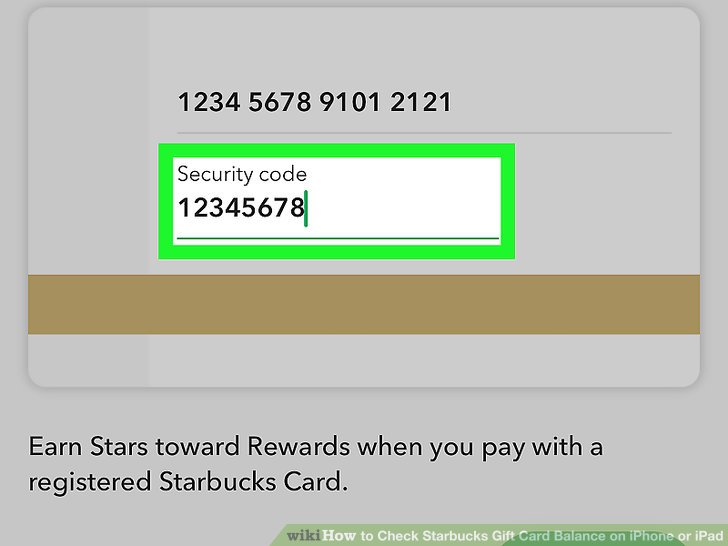 how to load gift card on starbucks app 1