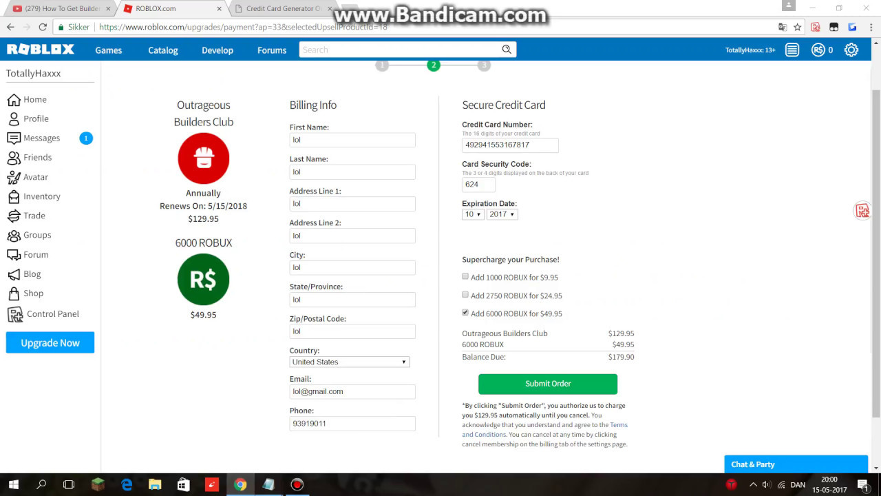 ... How to add a visa gift card to paypal ...