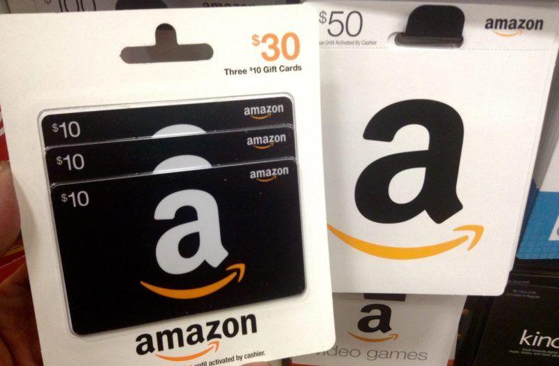 7 11 Amazon gift card