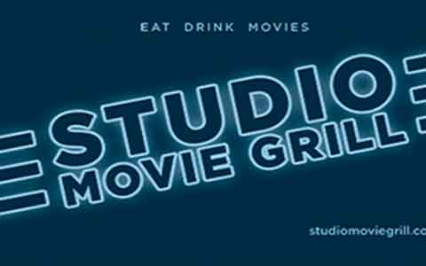 studio movie grill gift card balance photo - 1